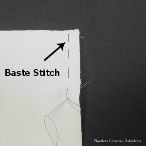 baste-stitch