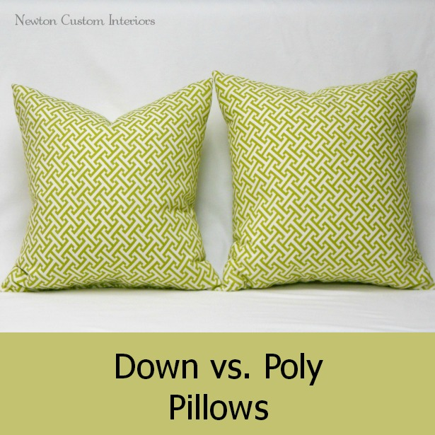 Down-pillows
