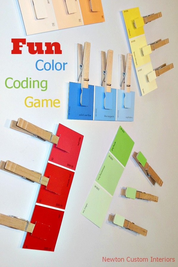 color-coding-game