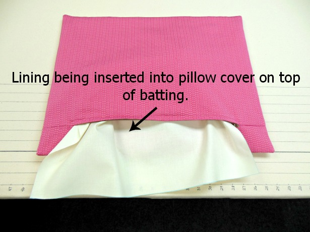 lining-being-inserted