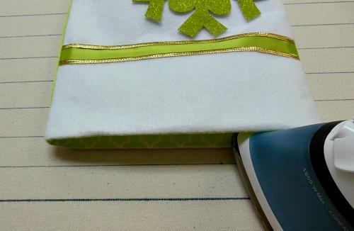 stocking-pressing-top-edge