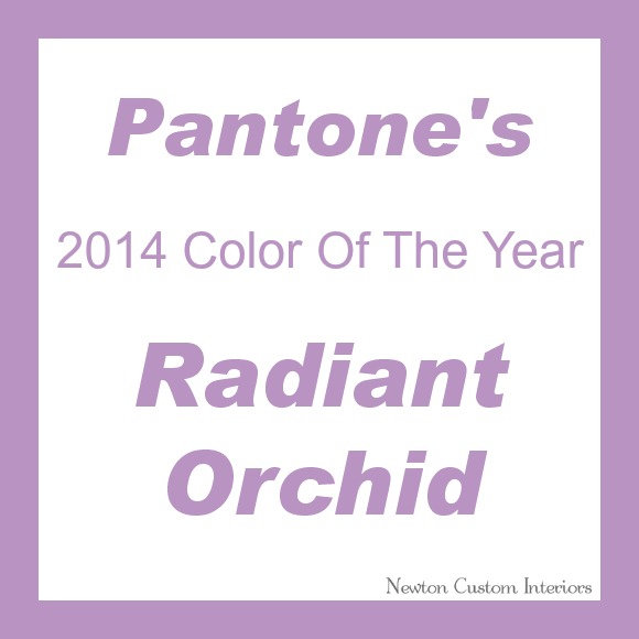 Pantone's 2014 Color Of The Year