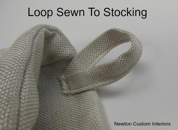 loop-sewn-to-stocking