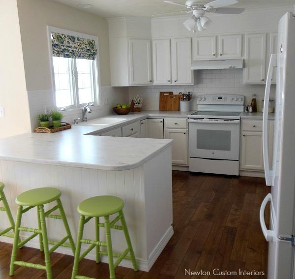 Kitchen Renovation Youtube: Our White Kitchen Remodel