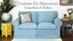 custom fit slipcovers