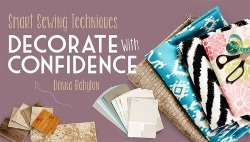 decorate with confidence