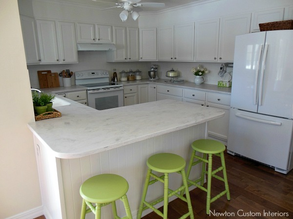 Kitchen Reveal Kitchen Countertops Newton Custom Interiors