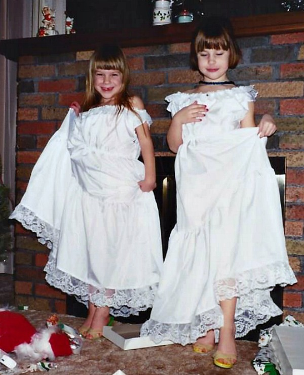 niece-and-daughter's-dresses