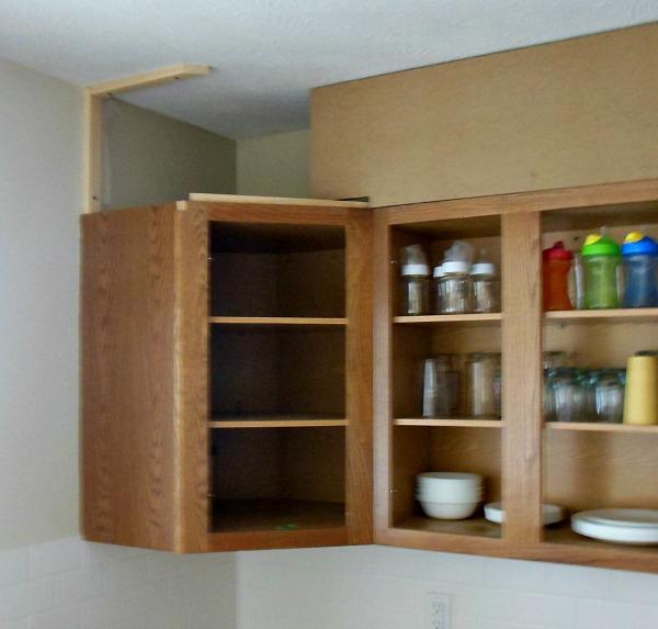 Kitchen Reveal Kitchen Cabinet Upgrade Newton Custom