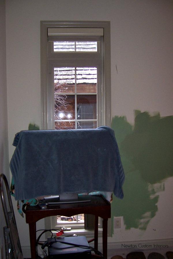 single window before