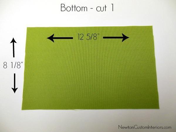 bottom cut