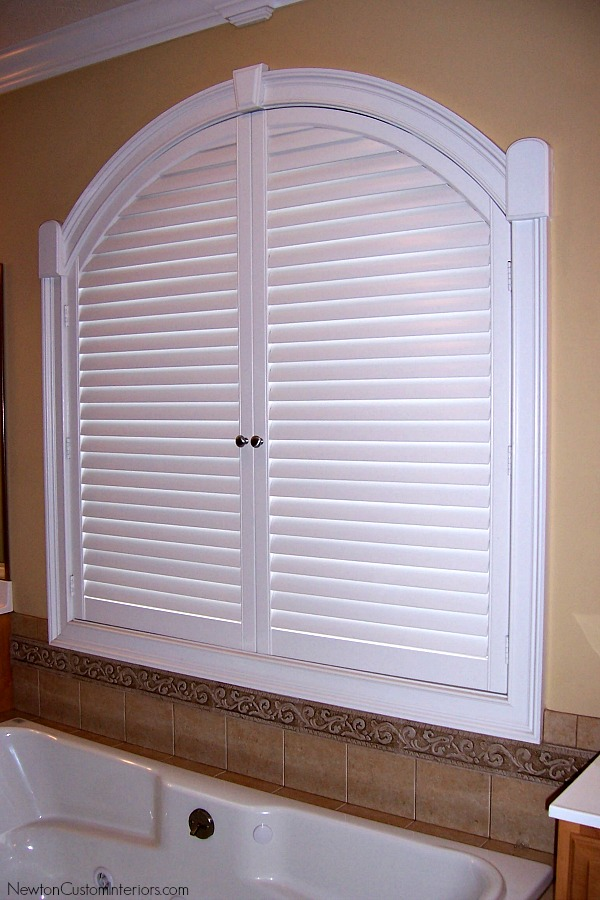 eyebrow window with shutter