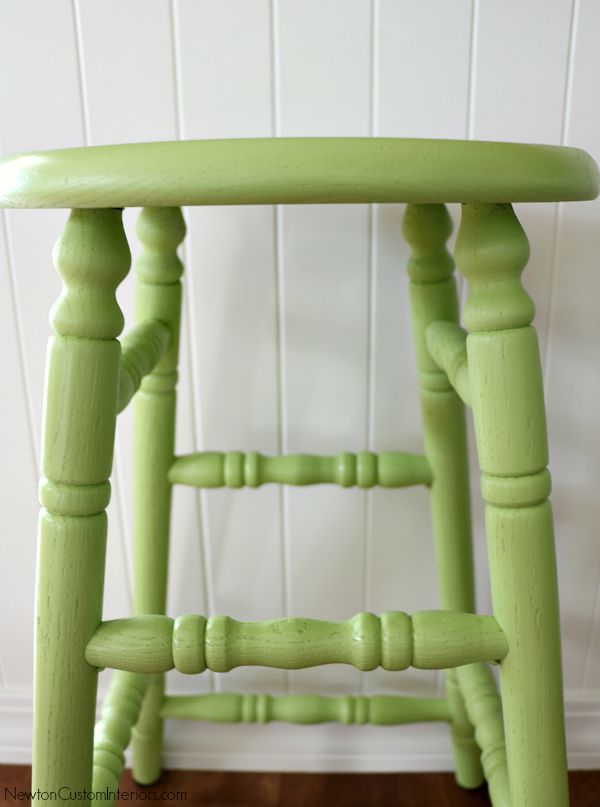 close up stool