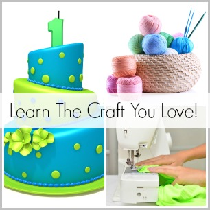 learn the craft you love sidebar