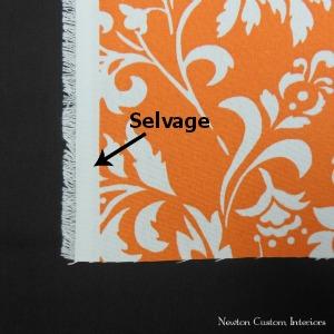 Selvage-edge