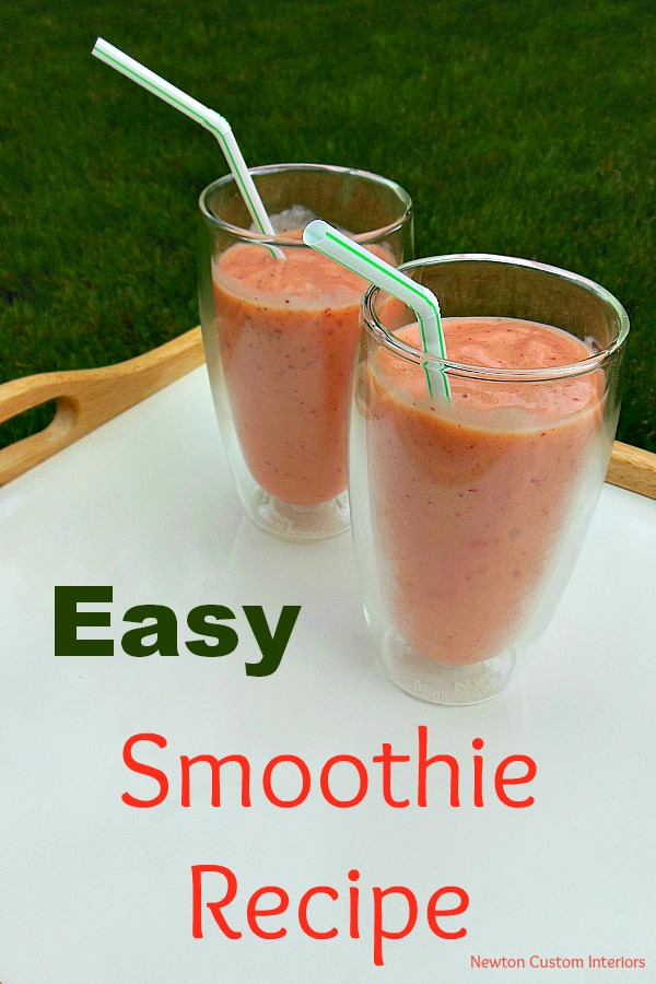 Apr 30,  · Fruit smoothie recipes are easy to make, and perfect for an easy breakfast or snack! You only need a few ingredients and a blender and you're ready to go! I love fruit smoothies. I love making them up for breakfast, for a snack, or for something healthier when I'm craving something sweet.5/5(2).