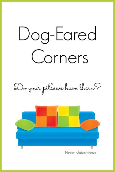 Dog-Eared Pillows
