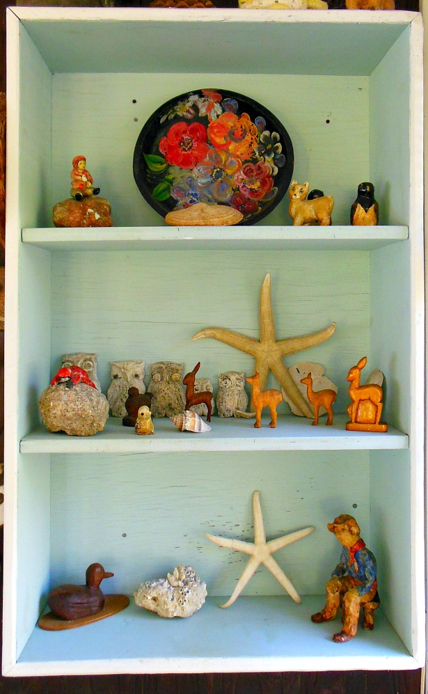 Grandma's-shelf