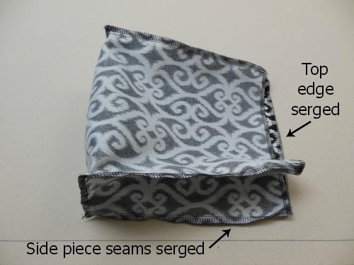 bag-serged