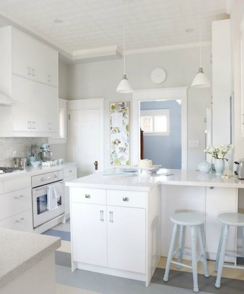 is it ok to have white appliances newton custom interiors