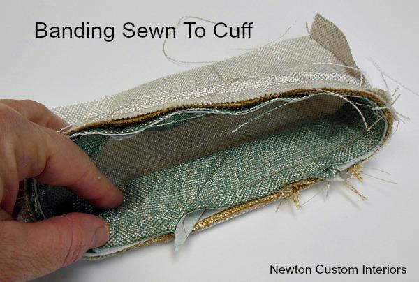 banding-sewn-to-cuff