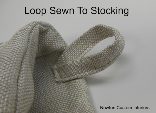 loop-sewn-to-stocking