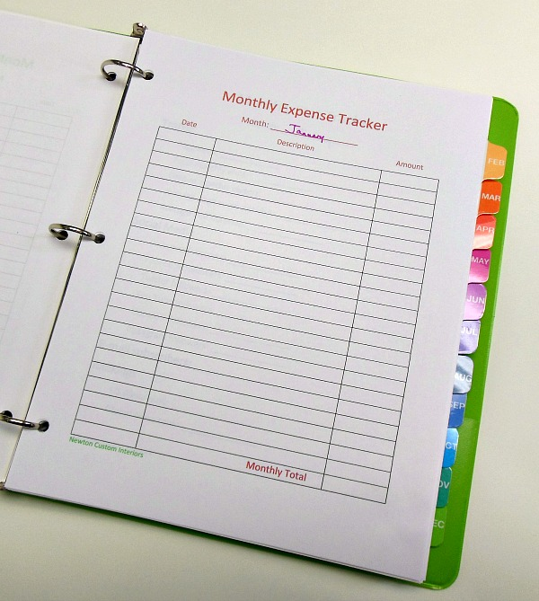 monthly-expense-tracker