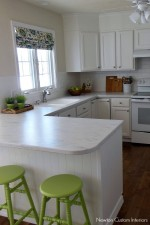 Our White Kitchen Remodel
