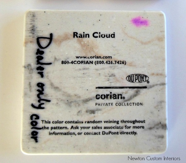 Rain Cloud sample