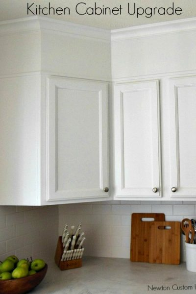 Kitchen Reveal – Kitchen Cabinet Upgrade
