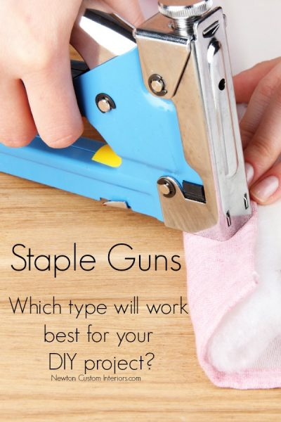 The Ultimate Guide To Staple Guns
