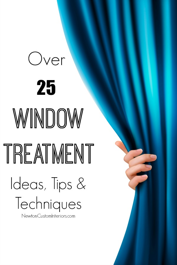 Decorating With Window Treatments - Ideas, Tips and Techniques