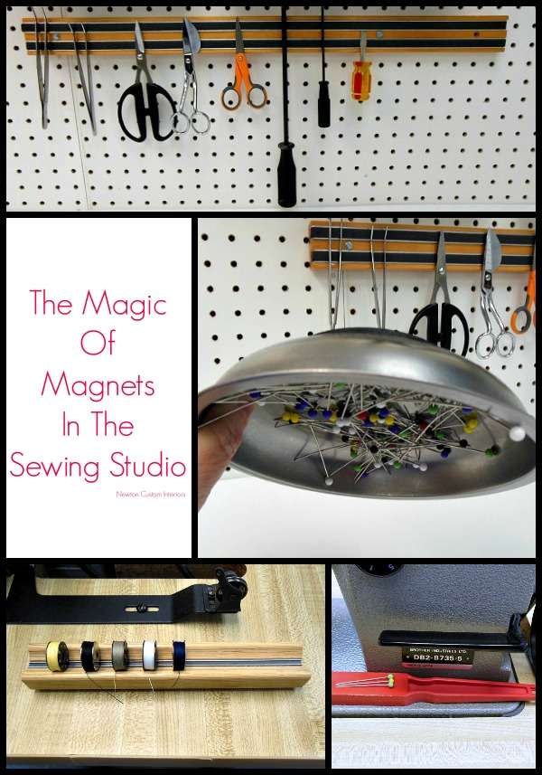 The Magic Of Magnets In The Sewing Studio