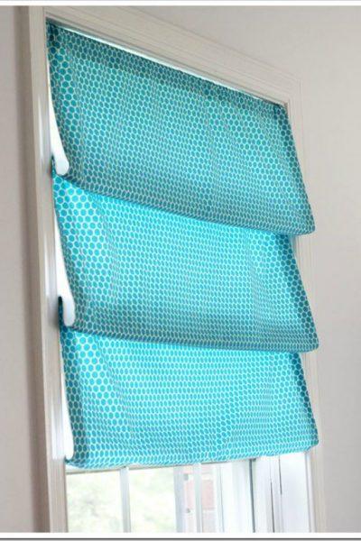 No-Sew Window Treatments