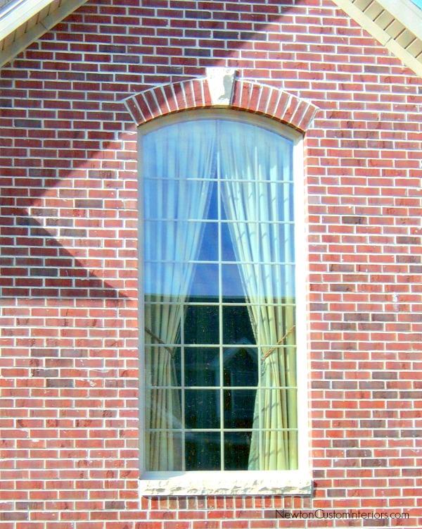 eyebrow window outside view