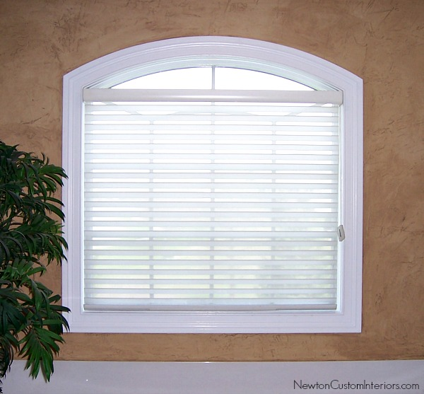 Eyebrow Window Treatments Newton Custom Interiors
