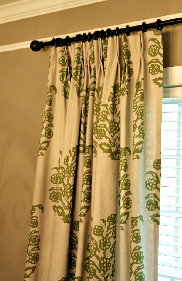 5 Ways To Customize Store Bought Curtains Newton Custom