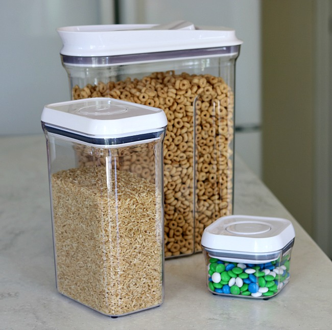 How To Organize A Pantry - POP Canisters