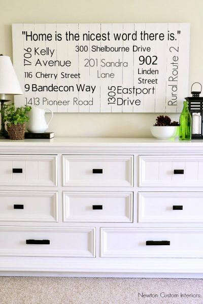 How To Make A DIY Sign With A Cricut