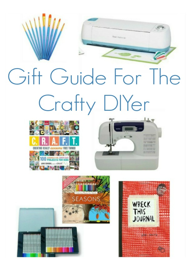 Gift Guide For The Crafty DIYer