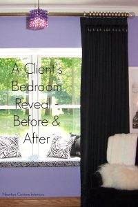 A Client's Bedroom Reveal – Before & After