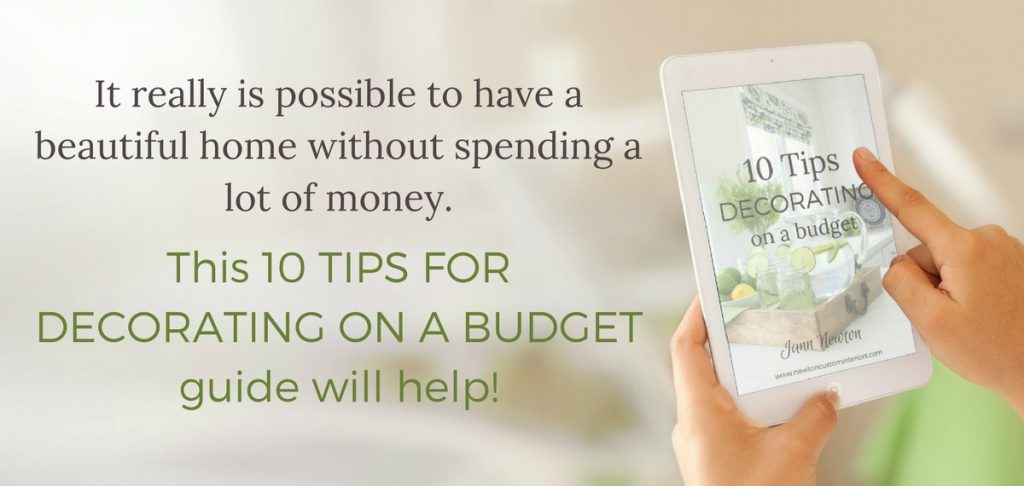 10 tips decorating on a budget newton custom interiors - How to decorate my room without spending money ...