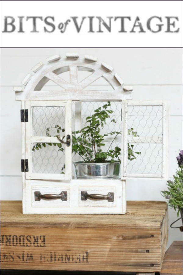 Bits of Vintage daily deal site is another great place to find farmhouse decor at budget prices!